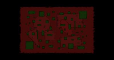 赤と緑と四角と