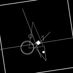 三角の会話