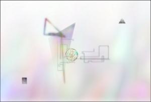 三角の揺らぎ