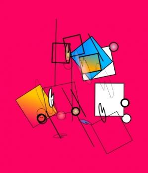 四角の円舞