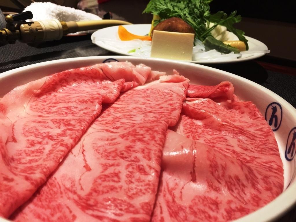 三宮 すき焼き しゃぶしゃぶ とけいや 神戸牛