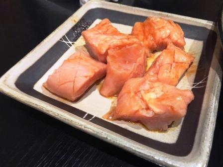 東加古川 焼肉 こもつ商店 ホルモン
