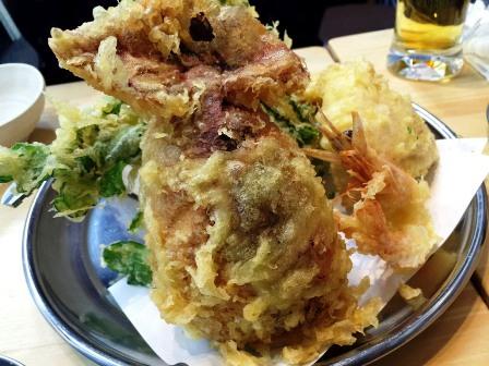 姫路 居酒屋 和食 天ぷら まるまさ
