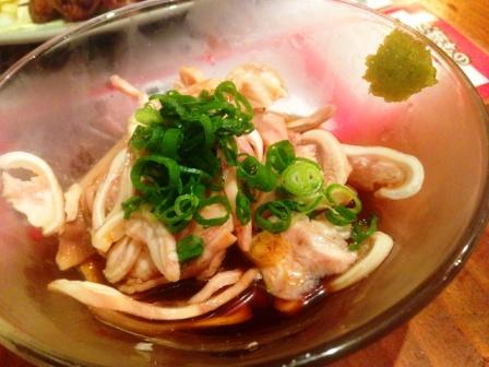 大阪 天満 ばってんよかとぉ 串焼き