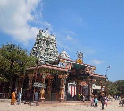 タミル寺院