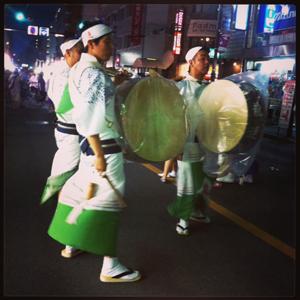 HIRO-4 阿波踊り 舞龍連