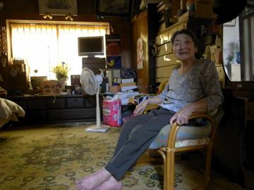 うちのばあちゃん