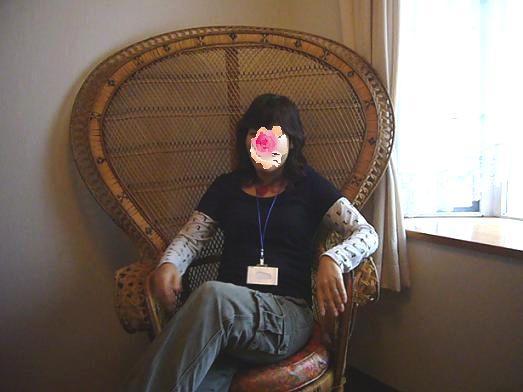 エマニュエルの椅子