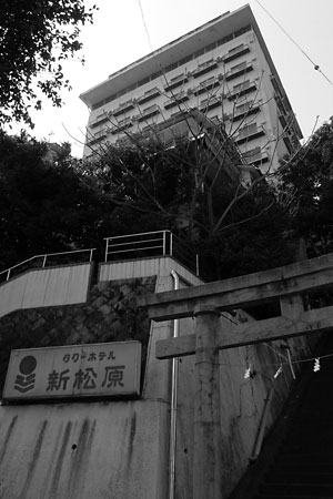 タワーホテル新松原