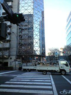 横浜アリーナ前交差点