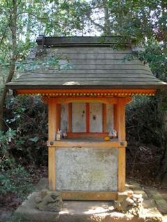 香取神宮の押手神社   幸せ占い生活