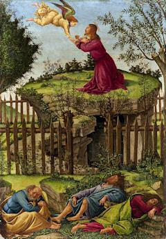 オリーヴ園の祈り