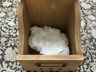 クラスター水晶