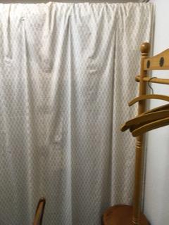 星の小部屋のカーテン