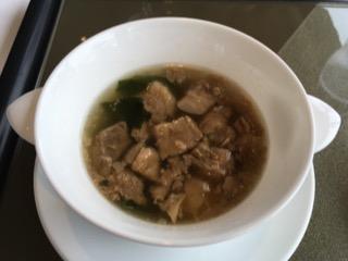 オークのスープ