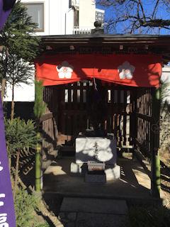 延命寺の寿老尊