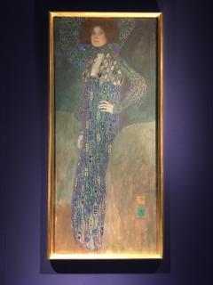 《エミーリエ・フレーゲの肖像》
