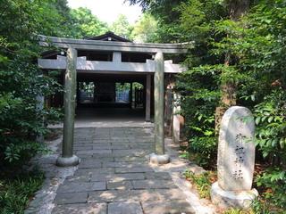 寒川神社の御祖神社