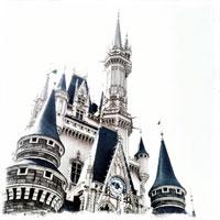 シンデレラ城
