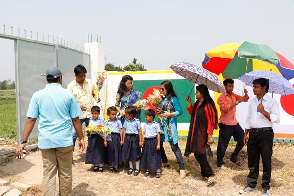 バングラデシュ 学校