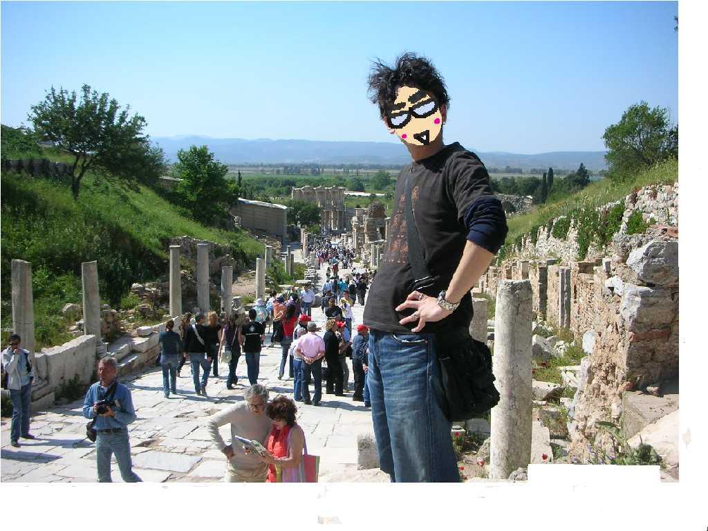 エフェス都市遺跡