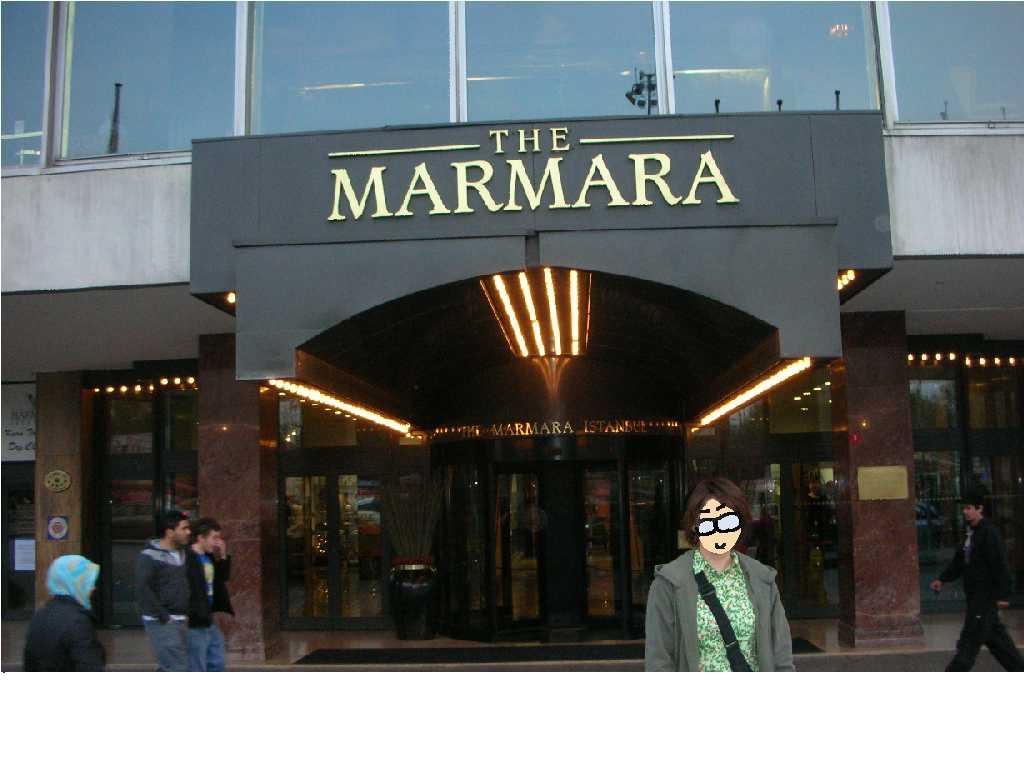 マルマラホテル