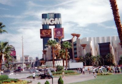 MGMグランドにて~祝! スロット...