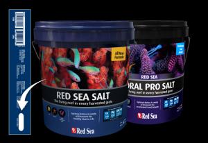 Red sea salt マイバッチサービスがスタートしました。