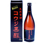 サンヘルス社 コウジ黒酢