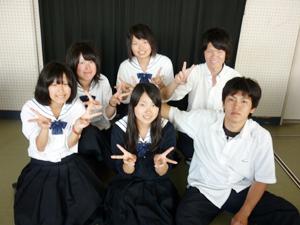 大塚高等学校制服画像