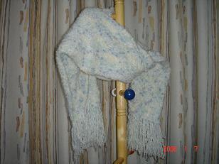 手編みのマフラー5 H18. 1.30
