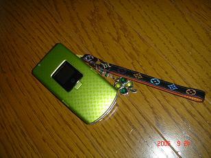 携帯電話2006.9.24