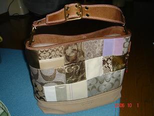 コーチのバッグ2006.10.1