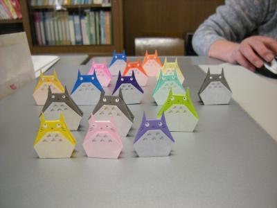 ハート 折り紙:トトロ 折り紙 簡単-divulgando.net