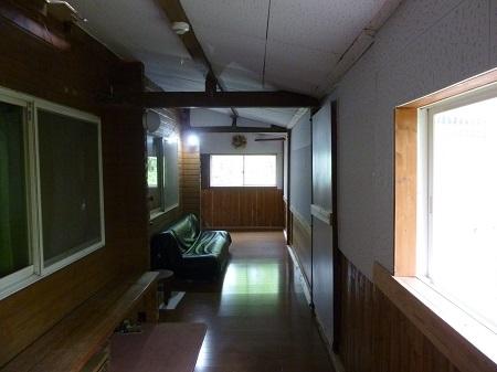 廊下のつづき