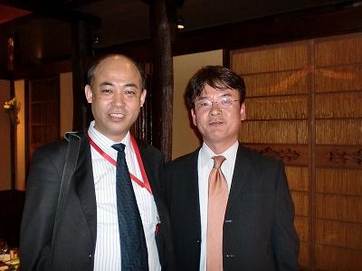 R&L社金丸社長と記念撮影