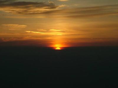 2012.7富士山ご来光