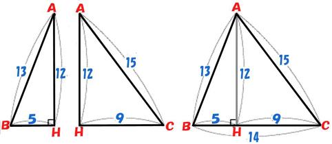 直角3角形に関する個人的なメモ ...