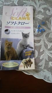 猫用ネイルキャップ