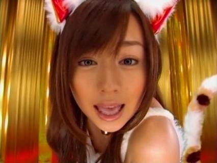 猫耳としっぽの夏川純