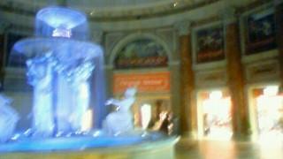 噴水の女神様