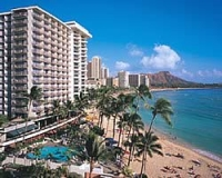 アウトリガーワイキキオンザビーチ・Outrigger Waikiki On The Beach