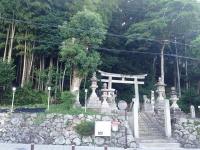 烏帽子形神社