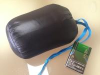 付属のスタッグバッグにコンパクトに収納可能