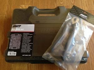 PWT自転車工具セット+ワイヤーカッター