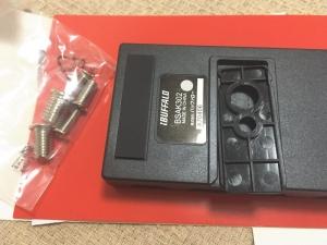 バッファロー・HDMIセレクターBSAK302裏面