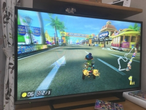 マリオカート8デラックス・プレイ画面