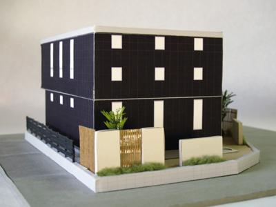 模型_浴室側