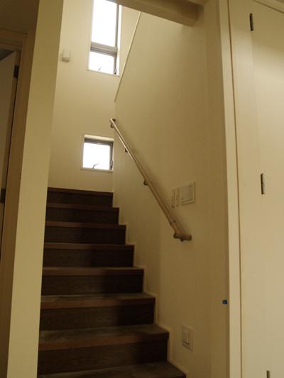 1127階段登り口