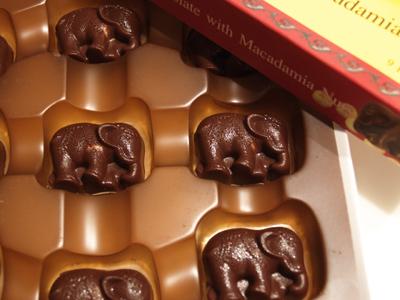 タイのチョコ